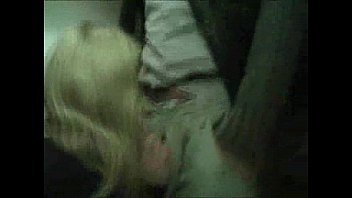 Risky public sex in the fitting room of a fitness store (cum in mouth)